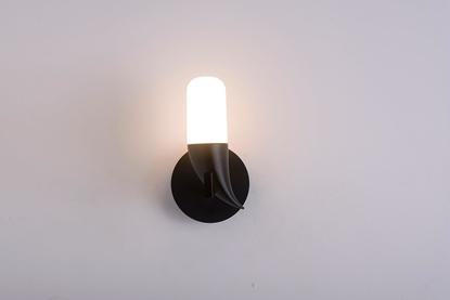 Kinkiet czarny lampa LED 5,4W Sakai Ledea 50433079