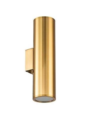 Kinkiet Austin, 500 mm LEDEA 50401229 E27 40W Metal Złoty