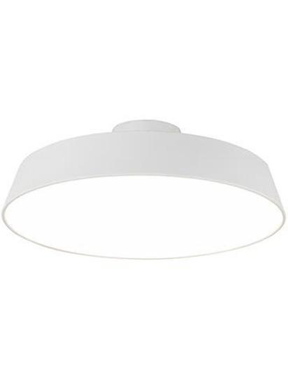 Lampa Sufitowa Orlando LEDEA 50133240 LED 36W Metal Satynowy Biały