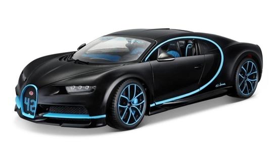 Bburago 1:18 11040 Bugatti Chiron 42 Sec version