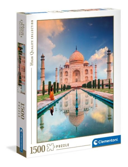 Clementoni Puzzle 1500el Taj Mahal 31818 (31818 CLEMENTONI)