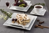Zestaw obiadowo-kawowy 6/30 Classic Biały