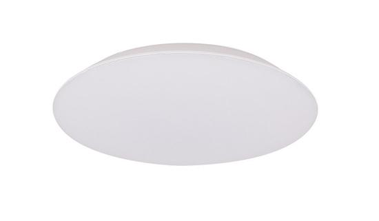 Plafon LED biały 12W 4000K do łazienki IP44 Mega Candellux 12-75048
