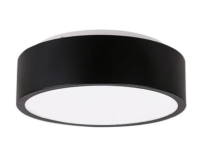 Plafon czarny akryl LED 12W IP44 do łazienki 4000K Goku Candellux 13-75147