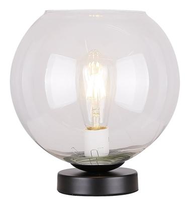 Lampka gabinetowa nocna bezbarwne szkło 60W E27 Globe Candellux 41-78254