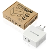 Ładowarka sieciowa everActive SC-600Q z gniazdem USB QC3.0 oraz USB-C PD 63W