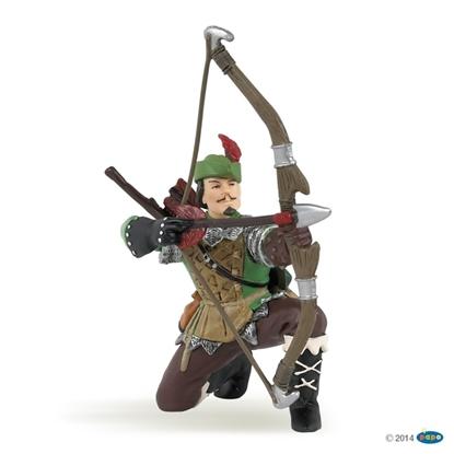 Papo 39241 Robin Hood  8x4x10cm