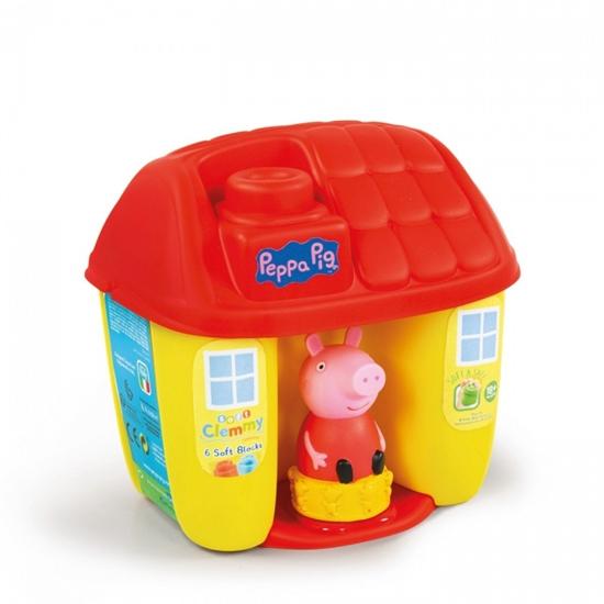 Wiaderko Peppa Pig z figurką (GXP-767620)