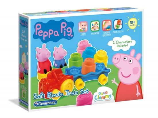 Zestaw kloców Clemmy Peppa Pig (GXP-767248)