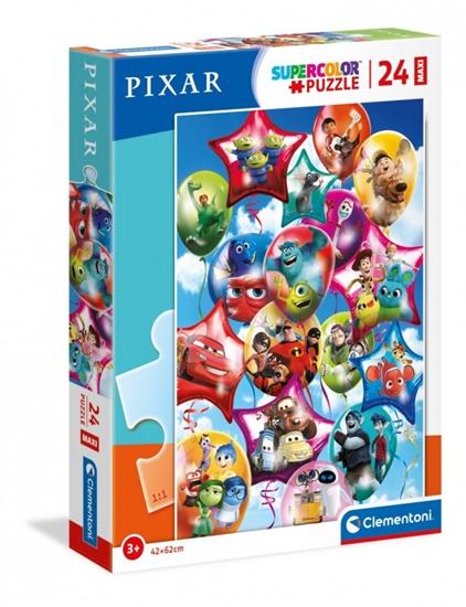 Puzzle 24 elementy Maxi Pixar Party (GXP-767956)