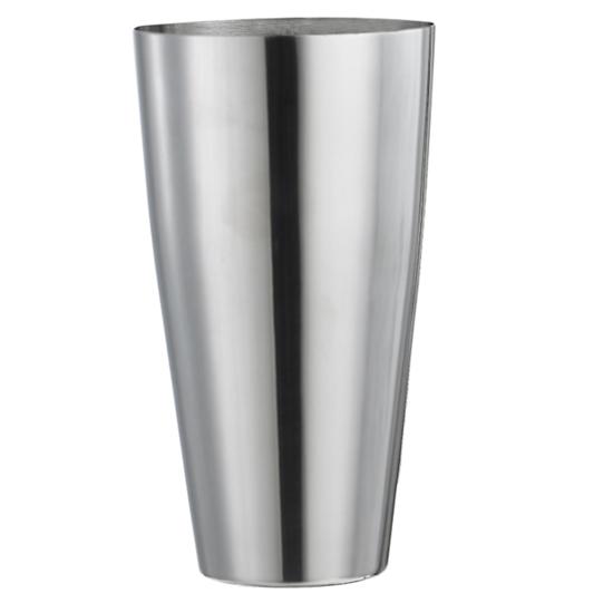 Stalowy kubek do milkshaker-a koktajlera