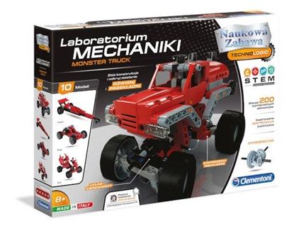 Clemantoni Laboratorium mechaniki - Monster Truck 50062 (50062 CLEMENTONI)
