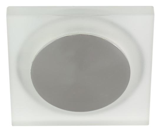 Oprawa stropowa LED 1W 230V kwadrat mrożone szkło SS-29 Candellux 2227474