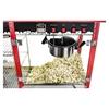 Maszyna do popcornu z witryną grzewczą Royal Catering