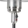 Lampa grzewcza gazowa parasol grzewczy ETNA NIERDZEWNA na gaz PB LPG