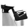 Myjka myjnia umywalka z fotelem fryzjerska Physa SORRENT czarna