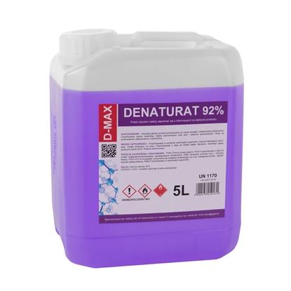 Denaturat alkohol skażony D-MAX 5L
