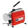 Elektryczna maszyna przepychacz udrażniacz do rur śr. 20 - 150 mm MSW POWER DRAIN CLEAN 2.3E + akcesoria