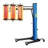 Promiennik ciepła podczerwieni lakierniczny do suszenia farb na statywie 3300W IR-DRYER3000.1