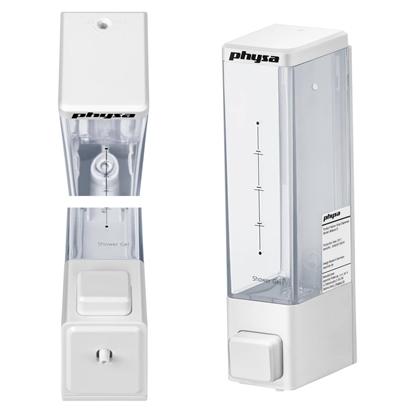Dozownik mydła płynu myjącego pojedynczy 250ml Physa MALENA S1