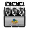Granitor dyspenser urządzenie do napojów slush granity potrójny 3x 15L