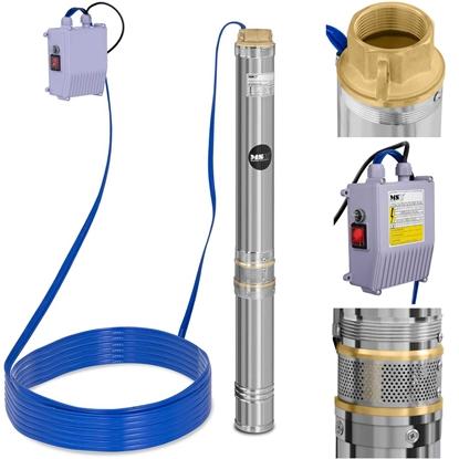Pompa głębinowa do studni głębinowej MSW 10800 L/godz. do 54 m