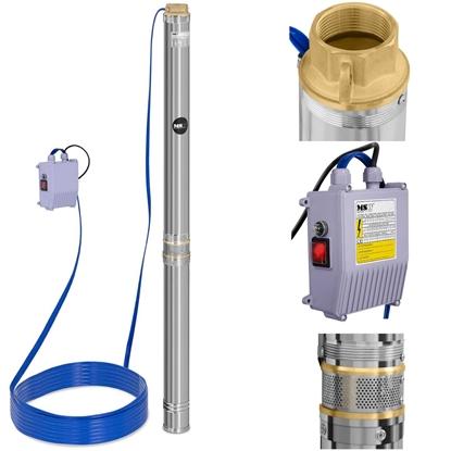Pompa głębinowa do studni głębinowej MSW 10800 L/godz. do 96 m