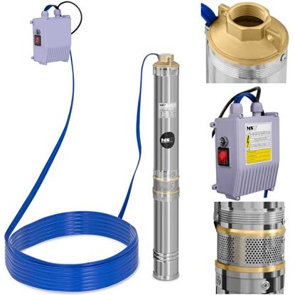 Pompa głębinowa do studni głębinowej MSW 6000 L/godz. do 58 m