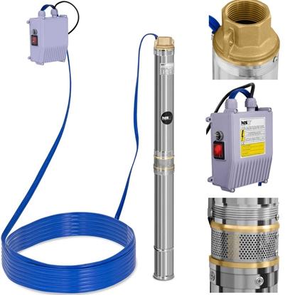 Pompa głębinowa do studni głębinowej MSW 3800 L/godz. do 39 m