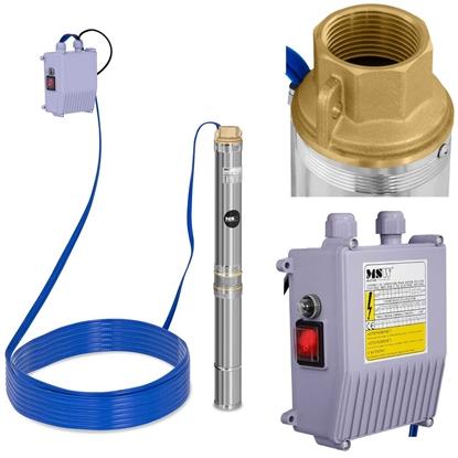 Pompa głębinowa do studni głębinowej MSW 3800 L/godz. do 28 m