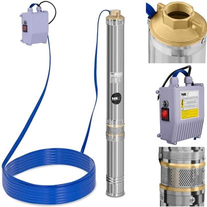 Pompa głębinowa do studni głębinowej MSW 4800 L/godz. do 91 m