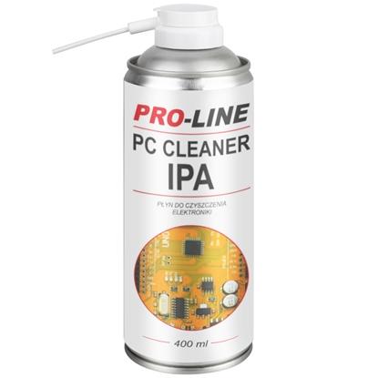 PC CLEANER IPA płyn do czyszczenia elektroniki PRO-LINE spray 400ml