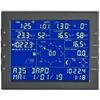Bezprzewodowa stacja meteorologiczna pogodowa LCD WiFi 7w1 100m