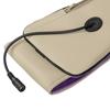Masażer do szyi karku ramion pleców z podgrzewaniem 12V/230V beżowy