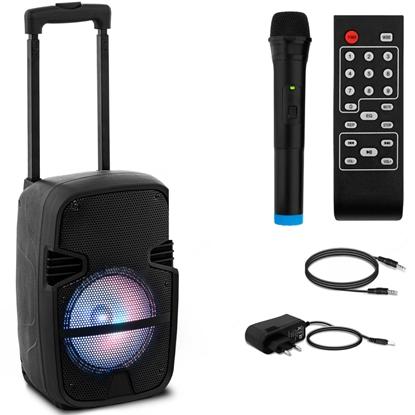 Głośnik bezprzewodowy Bluetooth z mikrofonem 15W