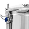 Kocioł warzelny zacierny do produkcji piwa stal nierdzewna 2500W LCD 60L