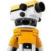 Niwelator optyczny samopoziomujący ze statywem i łatą - powiększenie 24x śr. 36 mm