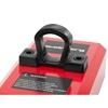 Profesjonalny podnośnik chwytak magnetyczny do blach i profili 600 kg