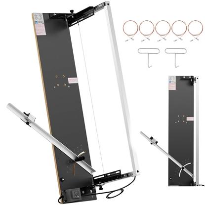 Maszyna nóż termiczny do cięcia styropianu ZESTAW 5 x drut 107 cm