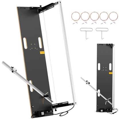 Maszyna nóż termiczny do cięcia styropianu ZESTAW 5 x drut 130 cm