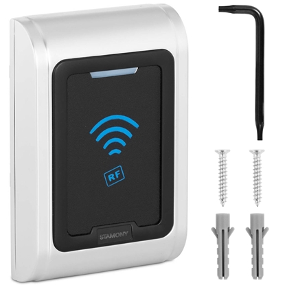 Czytnik kart zbliżeniowych do drzwi RFID Wiegand 26 WG26 IP68 ST-CR-100