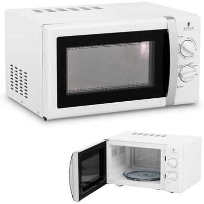 Kuchenka mikrofalowa mikrofala 20 l 900 W biała