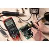 Multimetr miernik cyfrowy prądu AC/DC True RMS NCV LCD