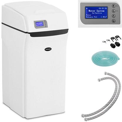 Zmiękczacz odkamieniacz do wody z automatycznym zaworem 30 l 3.3 W LCD