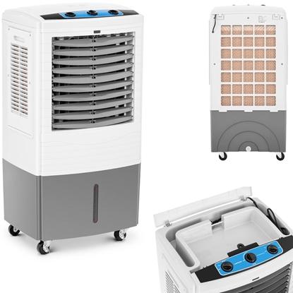 Klimatyzer domowy biurowy przenośny 3w1 3000 m3/godz. 150 W