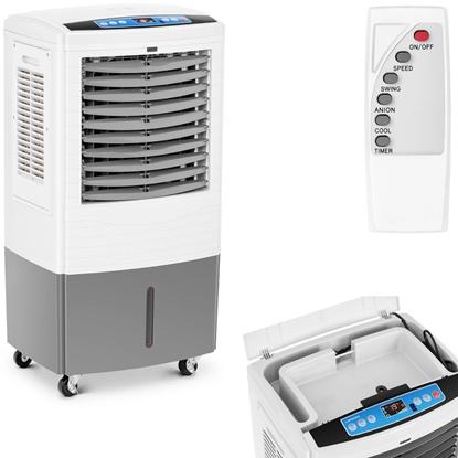 Klimatyzer domowy biurowy przenośny z pilotem 3w1 3500 m3/godz. 150 W