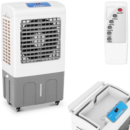 Klimatyzer domowy biurowy przenośny z pilotem 3w1 6000 m3/godz. 230 W