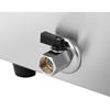 Bemar podgrzewacz elektryczny z kranem i osłoną 1800 W 4x GN 1/2 gł. 100 mm 24 l
