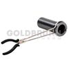 Profesjonalny piec tyglowy GOLDBRUNN GBPC-2000 do 1100C 1900W