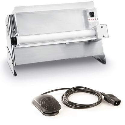 Wałkownica elektryczna do ciasta do pizzy 500 - Hendi 226612
